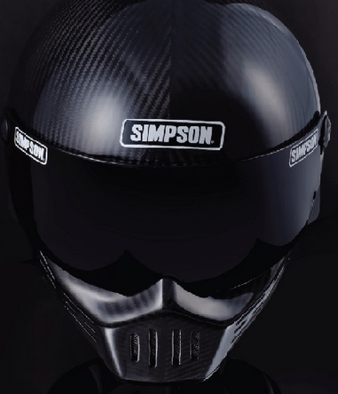 M30ヘルメット M30ヘルメット カーボン カーボン 57cm 57cm SIMPSON(シンプソン), ゆーとぴあ猫用品専門店:219104fe --- data.gd.no
