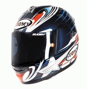 SUOMY EXCEL/DOVIZIOSO (SXAD)ドビツィオーソ SUOMY(スオーミー)ヘルメット