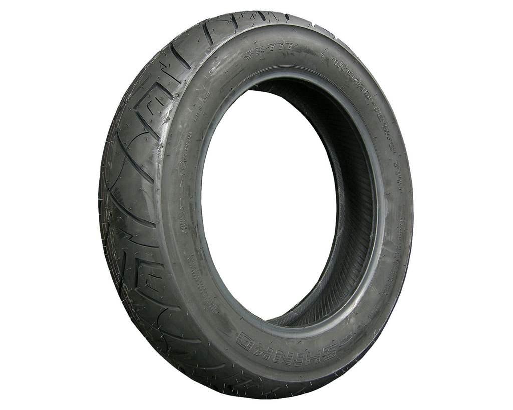 SR777 ブラック 160/70-17タイヤ SHINKO(シンコー)