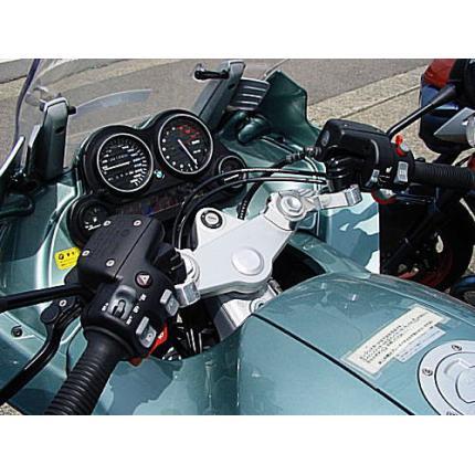 ハンドルアップブラケット ササキスポーツクラブ(SSC) BMW K1200GT(縦置エンジン)