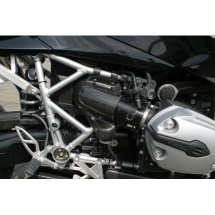 インジェクションホースプロテクター カーボン 左右セット ササキスポーツクラブ(SSC) BMW R1200S