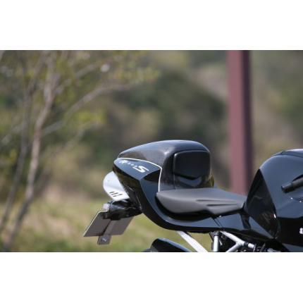 シングルシートボックス ドライカーボン ササキスポーツクラブ(SSC) BMW R1200S
