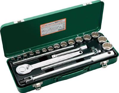 260MISO TONE ソケットレンチセット ISO(差込角12.7mm) TONE(トネ)