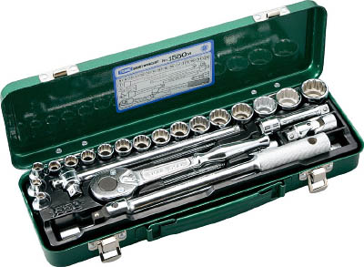 1550M TONE ソケットレンチセット(差込角9.5mm) TONE(トネ)