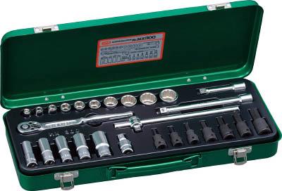 MX300 TONE ミックスソケットレンチセット(差込角9.5mm) TONE(トネ)