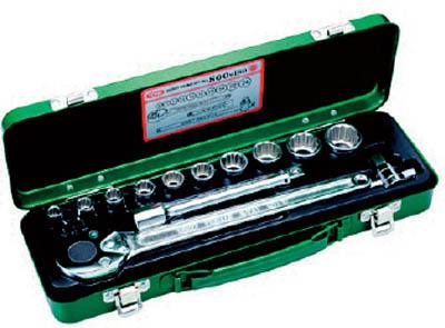 800MISO TONE ソケットレンチセット ISO(差込角12.7mm) TONE(トネ)