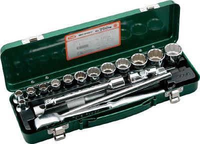 750M TONE ソケットレンチセット(差込角12.7mm) TONE(トネ)