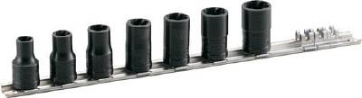 HTR307 TONE トルネードソケットセット(ホルダー付) 7pcS(差込角9.5mm) TONE(トネ)