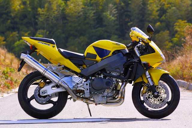 TRエキゾーストシステム アルミサイレンサー Φ100X500 月木レーシング(ツキギレーシング) CBR954RR