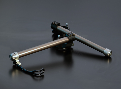 CBR600RR(07年) レーシングハンドルキット 10°バイブレーションコントロール&レバーガード TTS(ツルノテクニカルサービス)