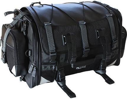 キャンピングシートバッグ2 (ブラック)59~75L MOTOFIZZ(モトフィズ)