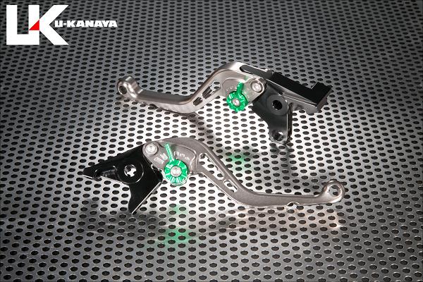 ZXR750・R ZXR750・R スタンダードタイプ ショートアルミビレットレバーセット(チタンカラー) U-KANAYA U-KANAYA, 帽子 水着 スポーツ サングローブ:1edd0c4a --- officewill.xsrv.jp