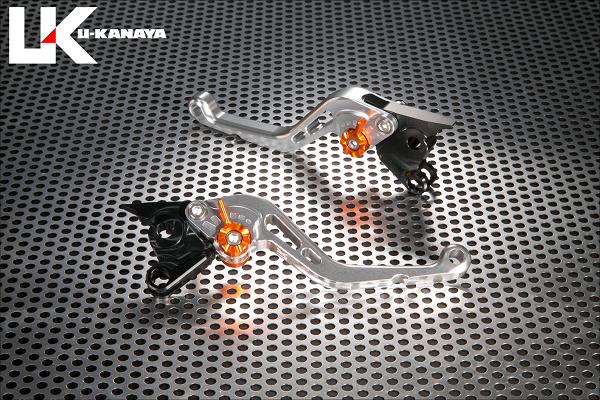 V-MAX1200 スタンダードタイプ U-KANAYA V-MAX1200 ショートアルミビレットレバーセット(シルバー) U-KANAYA, ププラ等通販リングマーケット:7b83e276 --- officewill.xsrv.jp