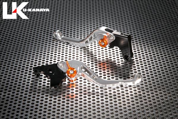 スタンダードタイプ ショートアルミビレットレバーセット(シルバー) U-KANAYA U-KANAYA CBR250RR(2BK-MC51) CBR250RR(2BK-MC51), カスミガウラマチ:ae25f89a --- officewill.xsrv.jp
