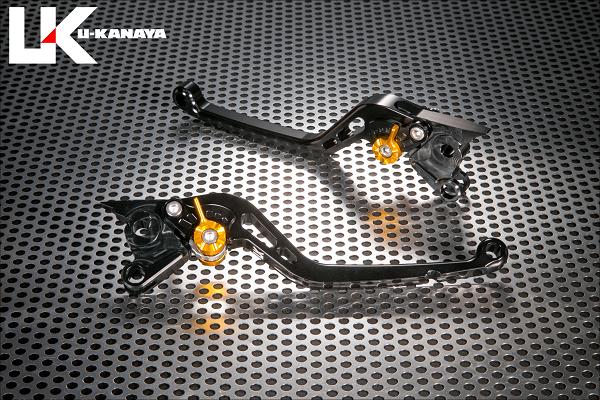 スタンダードタイプ XSR700 ロングアルミビレットレバーセット ブラック U-KANAYA U-KANAYA ブラック XSR700, 通販のネオスチール:f25cd95a --- officewill.xsrv.jp