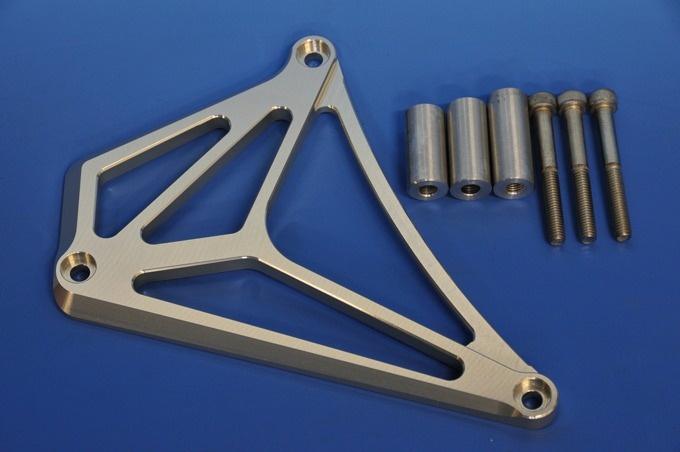 フロントスプロケットカバー woodstock(ウッドストック) CBX400F