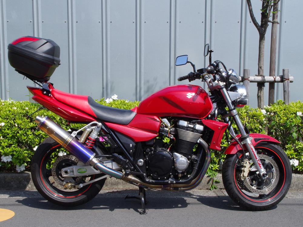 GSX1400 マルチリアキャリアタイプ2 GSX1400 32Lリアボックスセット WORLD WORLD WALK(ワールドウォーク), ウルマックスジャパン:ede210ac --- vidaperpetua.com.br