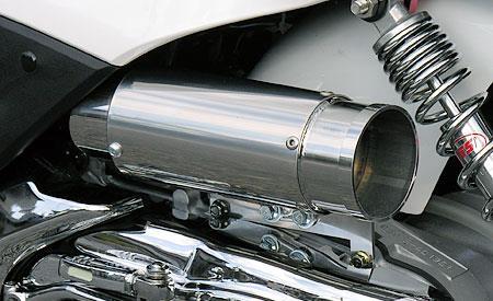 サイレンサー型 エアクリーナーキット バズーカータイプ ウイルズウィン(WirusWin) シグナスX(2型)SE44J(28S)