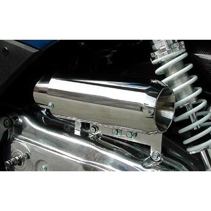 シグナスX(1型)国内SE12J サイレンサー型 エアクリーナーキットジェットタイプ ウイルズウィン(WirusWin)