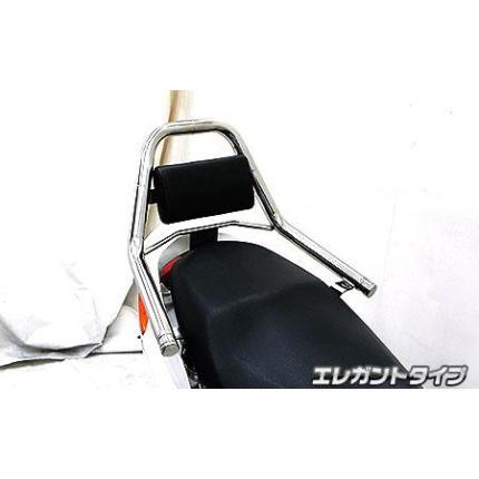 シグナスX(1型)国内SE12J サポートタンデムバーエレガントタイプ ウイルズウィン(WirusWin)
