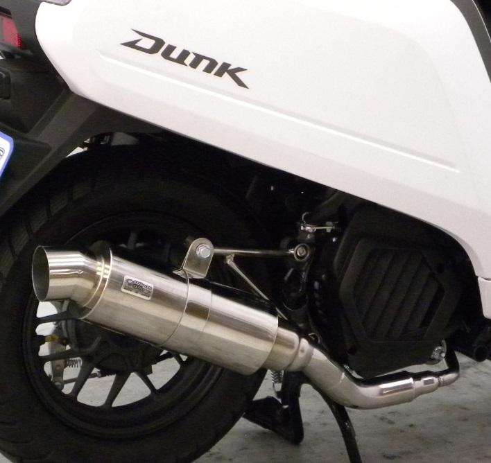 ダンク(Dunk)AF74 ロイヤルマフラー スポーツタイプ ウイルズウィン(WirusWin)