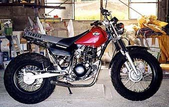 シャープマフラー ウイルズウィン(WirusWin)TW200・225