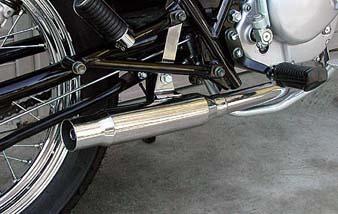 シャープマフラー ウイルズウィン(WirusWin)04年~以降グラストラッカー・ビックボーイ(FI車)JBK-NJ4DA/NJ4CA