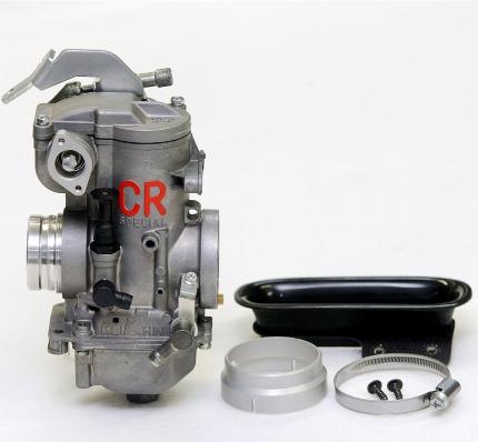 CRキャブレターΦ38 TPS-SP 03~08年式用 WM(ダブルエム) SR400