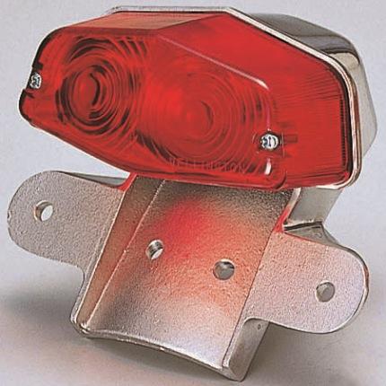 ルーカスタイプテールランプ WMアルミフェンダー用 WM(ダブルエム) 車種汎用
