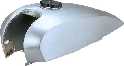 ロードトラッカーアルミタンク 7L アルミ地仕上げ WM(ダブルエム) エストレヤ(ESTRELLA)