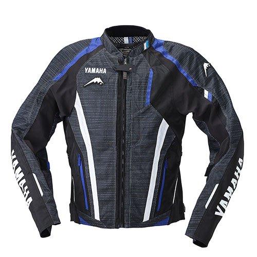 YAS41-K? メッシュライディングジャケット ブラック Lサイズ YAMAHA(ヤマハ・ワイズギア)