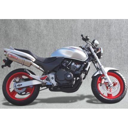 SPEC-A スリップオンマフラー/TYPE-S YAMAMOTO RACING(ヤマモトレーシング) ホーネット250(HORNET)