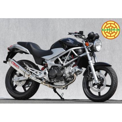 SPEC-A ステンレスマフラー2-1 YAMAMOTO RACING(ヤマモトレーシング) VTR250(09年モデル~)