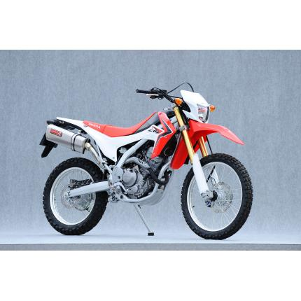 SPEC-A スリップオンマフラー TYPE-SA YAMAMOTO RACING(ヤマモトレーシング) CRF250L(12年モデル)JBK-MD38