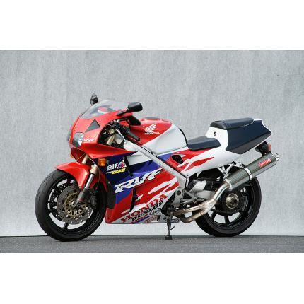 SPEC-A スリップオンマフラーケブラーサイレンサー YAMAMOTO RACING(ヤマモトレーシング) VFR400R(NC35)