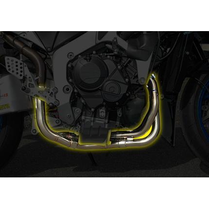 SPEC-A エキゾーストASSY YAMAMOTO RACING(ヤマモトレーシング) CBR600RR(07~08年)