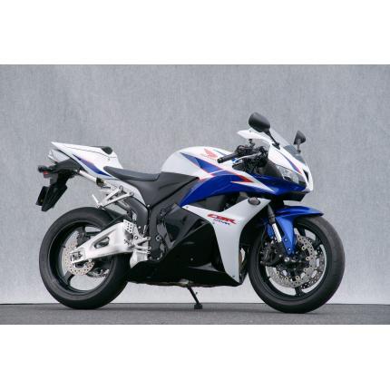 SPEC-A スリップオンマフラー チタンサイレンサー YAMAMOTO RACING(ヤマモトレーシング) CBR600RR(09~11年)