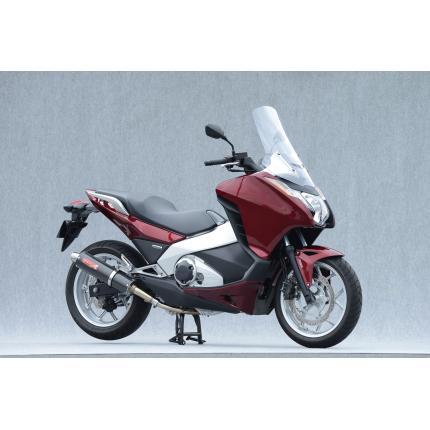 SPEC-A スリップオンマフラー カーボン YAMAMOTO RACING(ヤマモトレーシング) INTEGRA(インテグラ)