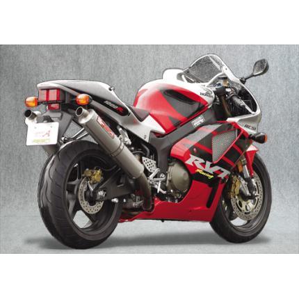 SPEC-A スリップオンマフラー チタンサイレンサー YAMAMOTO RACING(ヤマモトレーシング) VTR1000SP-2