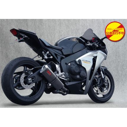 SPEC-A チタンマフラー4-2-1 TYPE-2/レース専用 YAMAMOTO RACING(ヤマモトレーシング) CBR1000RR(08年~)国内仕様専用