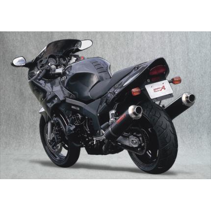 SPEC-A スリップオンマフラー カーボンサイレンサー YAMAMOTO RACING(ヤマモトレーシング) CBR1100XX