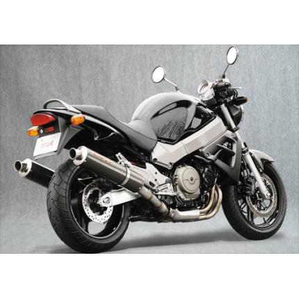 SPEC-A スリップオンマフラーカーボンサイレンサー YAMAMOTO RACING(ヤマモトレーシング) X-11