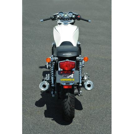 SPEC-A ステンレス 4-1-2 メガホンマフラー YAMAMOTO RACING(ヤマモトレーシング) CB1100(10年モデル~)