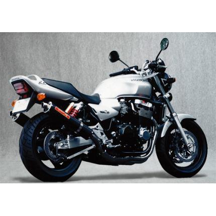 SPEC-A スリップオンマフラー カーボン YAMAMOTO RACING(ヤマモトレーシング) CB1300SF(~02年)