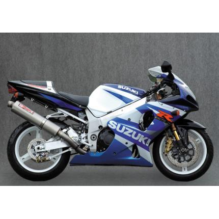 SPEC-A スリップオンマフラーアップ チタンサイレンサー YAMAMOTO RACING(ヤマモトレーシング) GSX-R1000(~04年)