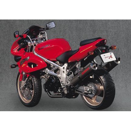 SPEC-A スリップオンマフラー カーボン YAMAMOTO RACING(ヤマモトレーシング) TL1000S