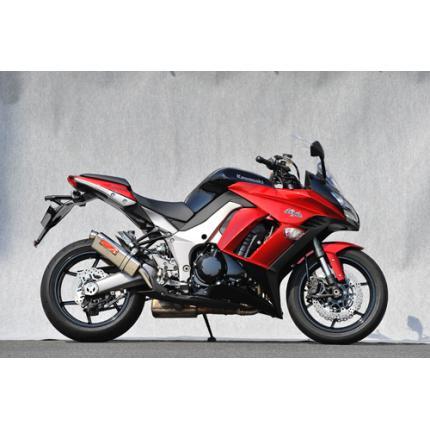 SPEC-A スリップオンマフラー TYPE-S YAMAMOTO RACING(ヤマモトレーシング) Ninja1000(ニンジャ)11年~アジア仕様