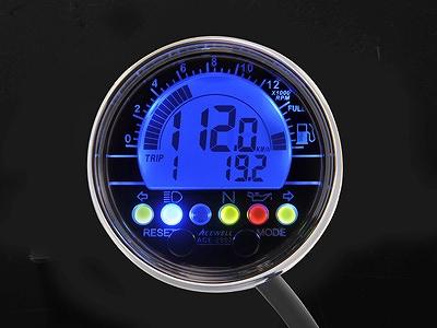 ACEWELL エースウェル ACE-2853H デジタルメーター(510Ω) スピードメーター タコメーター ACEWELL エースウェル ace-2853h