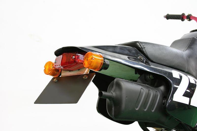 ACTIVE アクティブ 1157057 モタードテールキット ブラック 低価格化 メーカー再生品 KSR-2 KSR110 KSR-1 03-08