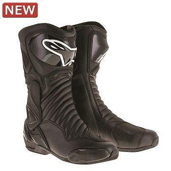 アルパインスターズ Alpinestars SMX 6 BOOT 3017 オンロードブーツ ブーツ 1100 ブラック ブラック 44サイズ